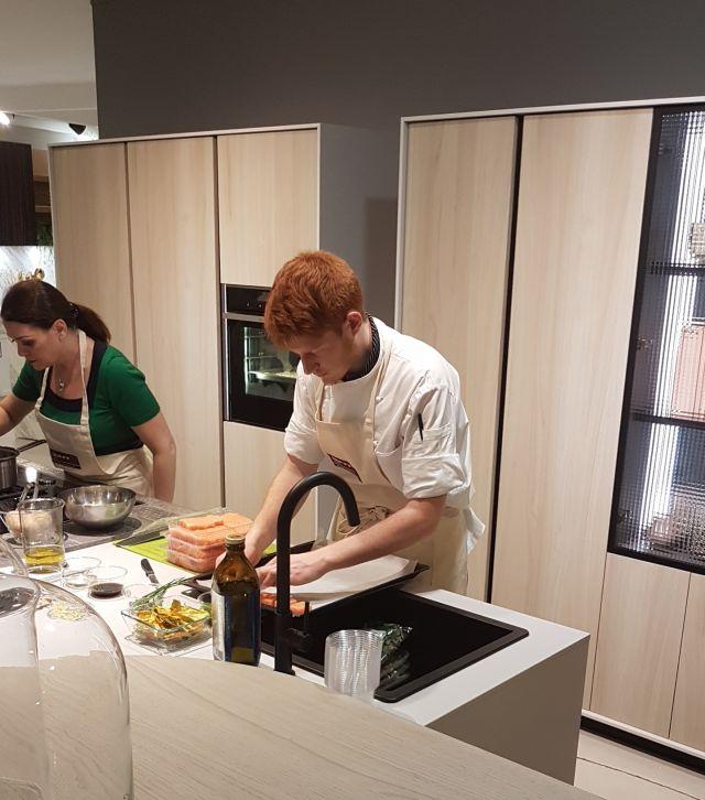 Fuorisalone 2017 - Doimo Cucine Spa presso Spazio Cernaia