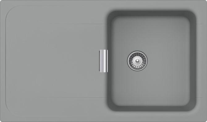 Wembley D100 GRIGIO PURO  Cod. WEMD100A71