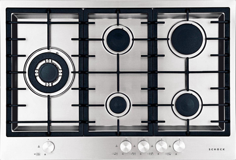 Flat 75 AVG INOX, Prodotti, Piani cottura e accessori - Schock