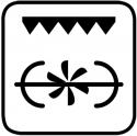 Grill ventilato + girarrosto