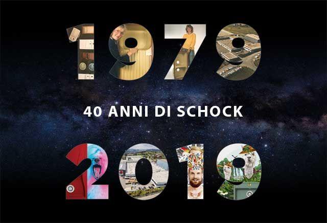 40 ANNI DI SCHOCK®