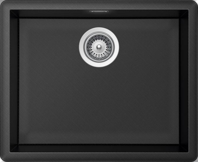 Vasche CARBON N100L CARBONIO LUCIDO  Cod. CARN100LG