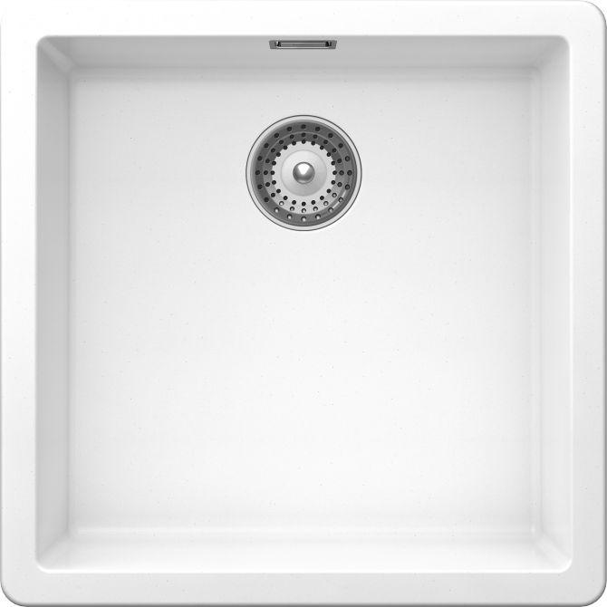 Vasche GALAXY N100 BIANCO PURO   Cod. GALN100A99