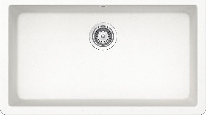 Vasche SOLIDO N100XL BIANCO ASSOLUTO   Cod. SOLN100L01
