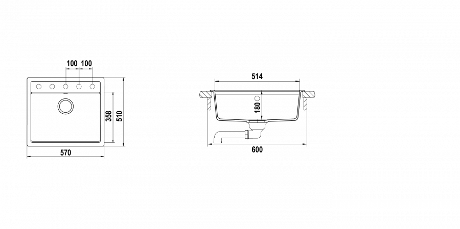 Disegno tecnico Nemo N100 AVENA  Cod. NEMN100058