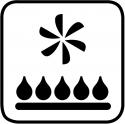 Gas ventilato