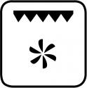 Grill ventilato